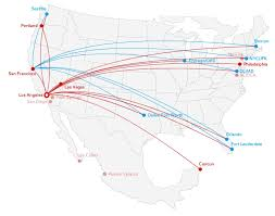 san jose airport on map america is coming to san jose california world airline news