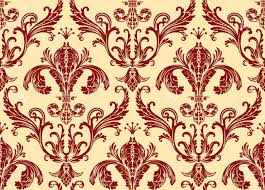 background antique seamless wallpaper red decor vintage royalty