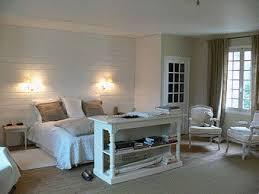 chambre lambris blanc chambre avec lambris blanc idées décoration intérieure