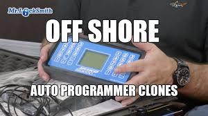 off shore auto key programmer clones mr locksmith video youtube