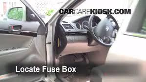 2006 hyundai sonata airbag recall interior fuse box location 2006 2010 hyundai sonata 2009