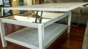 Coffee Lift Table Hemnes Lift Top Coffee Table Ikea Hackers