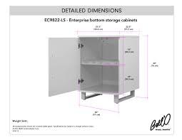 Enterprise Cabinets Bell U0027o International Corporation Avs4601hg