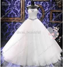 cinderella style wedding dress dazzling stones new gown sweetheart bridal wedding