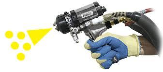 Bed Liner Spray Gun Line X Polyurea Supplies Contractors Applicators Line X