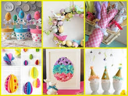 easter decoration ideas 50 colorful diy easter decor ideas easter decorations youtube