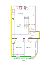 One Bedroom Apartments Iowa City Prestige Properties Llc 401 S Gilbert Apt 303 3br 2ba