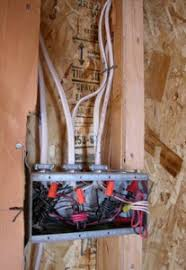 how to route electrical cable