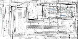 parking lot floor plan lmh proposes to tear down several houses to make way for more
