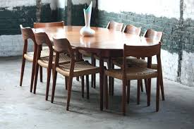 dining table rosewood dining table mid century modern glass room