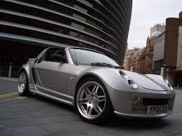 all silver smart roadster brabus wow cars pinterest