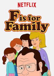 f is for family netflix australia