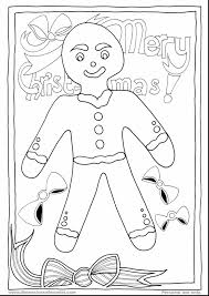 impressive gingerbread man coloring pages with gingerbread man