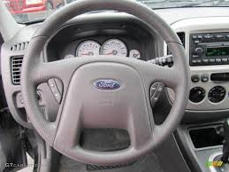 2007 ford escape xlt 4wd steering wheel photos gtcarlot com