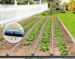 garden drip tape irrigation kit 1 000 u0027 bioplus