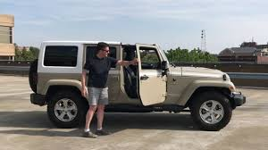 chief jeep wrangler 2017 2017 jeep wrangler unlimited chief youtube