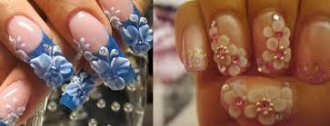 how to do 3d nail art cute bow u0026 lace the mo am network