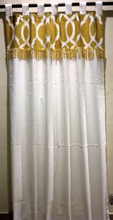 curtains printed