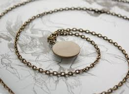 vintage style necklace images Pandora hearts contract seal vintage style pendant necklace jpg