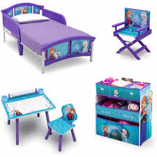 disney frozen room in a box with bonus chair walmart com