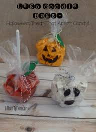lego goodie bags u2013 halloween treats that aren u0027t candy