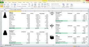 wedding budget wedding budget template for excel 2013