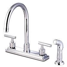 4 hole kitchen faucets get a four hole kitchen sink faucet
