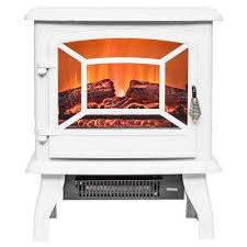 Flame And Comfort Electric Stove Heaters Freestanding Stoves The Home Depot