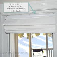 fascinating velcro valance 89 velcro attached valances how to make a jpg