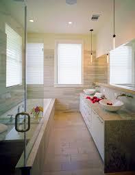 Spa Like Bathroom Designs  Dreamy Spa Inspired Bathrooms Hgtv - Narrow bathroom design