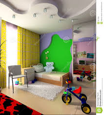 children u0027s room stock photography image 2812082