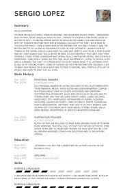 Investment Banking Sample Resume by Banker Resume Haadyaooverbayresort Com