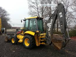 tractor volvo tractor volvo bl loader backhoe extenda hoe cab new tires wd lgw