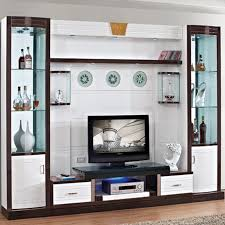 Wooden Wall Display Cabinets Wall Units Amazing Living Room Wall Units With Storage