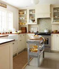 kitchen islands small spaces small kitchen islands small space kitchen island ideas bhg plans