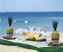 Pineapple Decoration Ideas Beach Decorating Ideas For Wedding Wedding Decorations