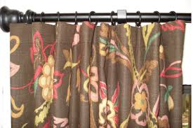 Curtains Ring Top Ring Top Drapery Are Hung On Decorative Rings Which Are Clipped At
