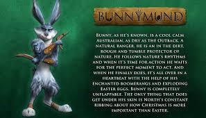 foto personaje bunny el conejo pascua rise guardians