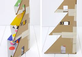 cardboard christmas tree christmas tree doll house mr printables