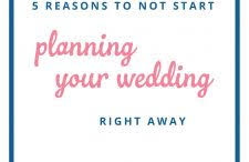 how to start planning a wedding planning a wedding where to start every last detail