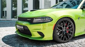 charger hellcat geiger cars puts german engineering into dodge charger srt hellcat