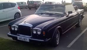 classic bentley convertible cc capsule 1985 bentley continental u2013 what u0027s not to like