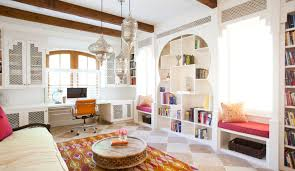 Moroccan Home Decor Living Room Great Living Room Design Ideas Using Brown Fabric