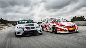 New Honda Civic 2015 India Speed Week Honda Civic Btcc Vs Seat Leon Cup