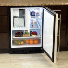Glass Door Refrigerator Freezer For Home Marvel Ml24rip5rp 24 Inch Built In Panel Ready Refrigerator
