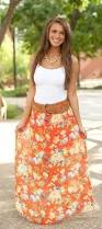 75 loose maxi skirt for girls