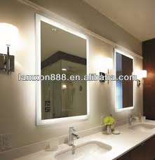 star hotel large bathroom mirror light buy bathroom mirror light