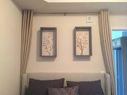 Ceiling Curtain Rods Ideas Ceiling Marburn Curtains With Ceiling Mount Curtain Rods And Wall