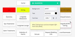 gloomaps visual sitemap tool