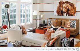 Designer Room - 15 striped walls living room designs home design lover